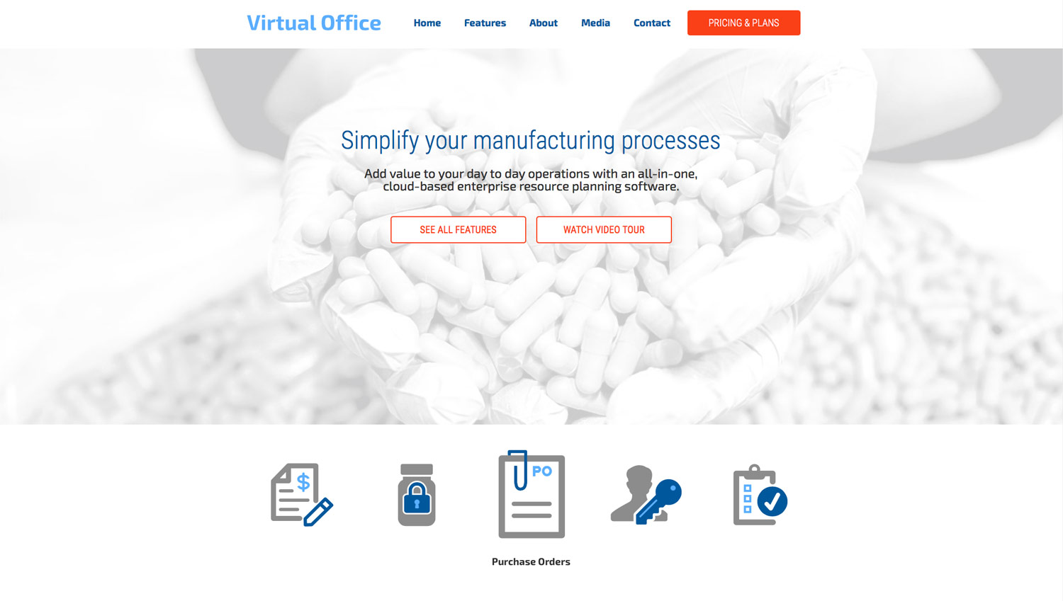 Skynet Solutions Releases Virtual Office Manufacturing Software